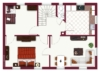 Provisionsfei - Renovierungsbedürftiges Einfamilienhaus in Frommern - Grundriss EG