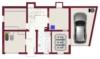Provisionsfei - Renovierungsbedürftiges Einfamilienhaus in Frommern - Grundriss UG