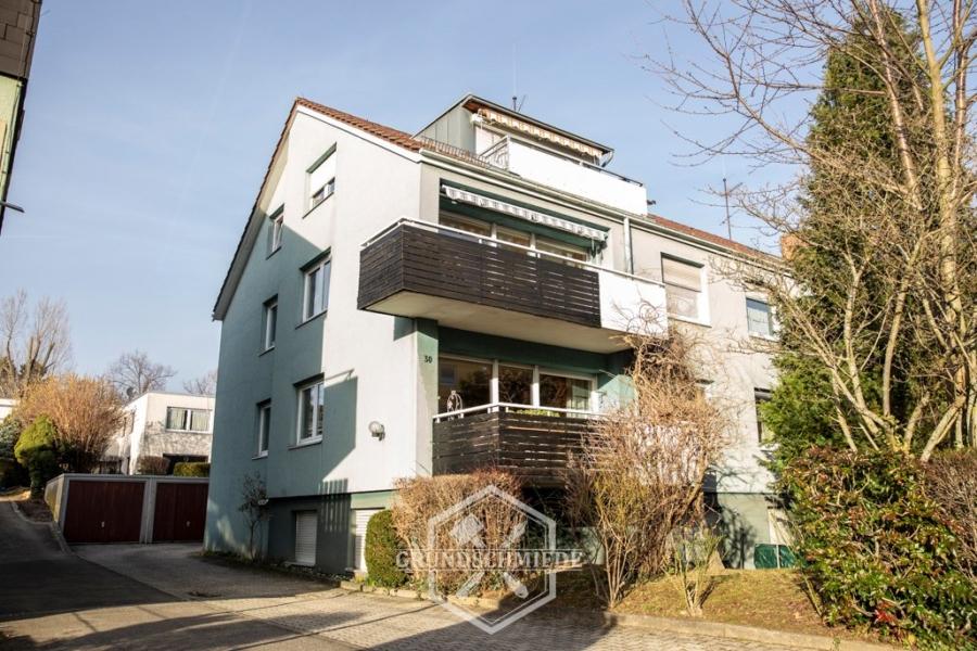 Gemütliches 4-Familienhaus in ruhiger Lage, 70374 Stuttgart, Mehrfamilienhaus
