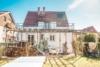 Tolles Einfamilienhaus mit großem Garten - Außenansicht