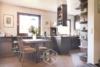Sanierungsbedürftiges Reihenendhaus mit schönem Garten - Küche && Essbereich