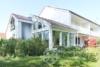 Sanierungsbedürftiges Reihenendhaus mit schönem Garten - Außenansicht