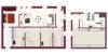 Tolles Einfamilienhaus mit Einliegerwohnung - Perfekt für die ganze Familie! - Einliegerwohnung