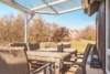 Freistehendes Einfamilienhaus mit Hobbywerkstatt - Terrasse