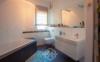 4,5-Zimmer Wohnung am Bismarck Platz - Badezimmer