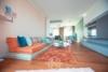 4,5-Zimmer Wohnung am Bismarck Platz - Wohn- && Esszimmer