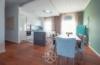 4,5-Zimmer Wohnung am Bismarck Platz - Essbereich