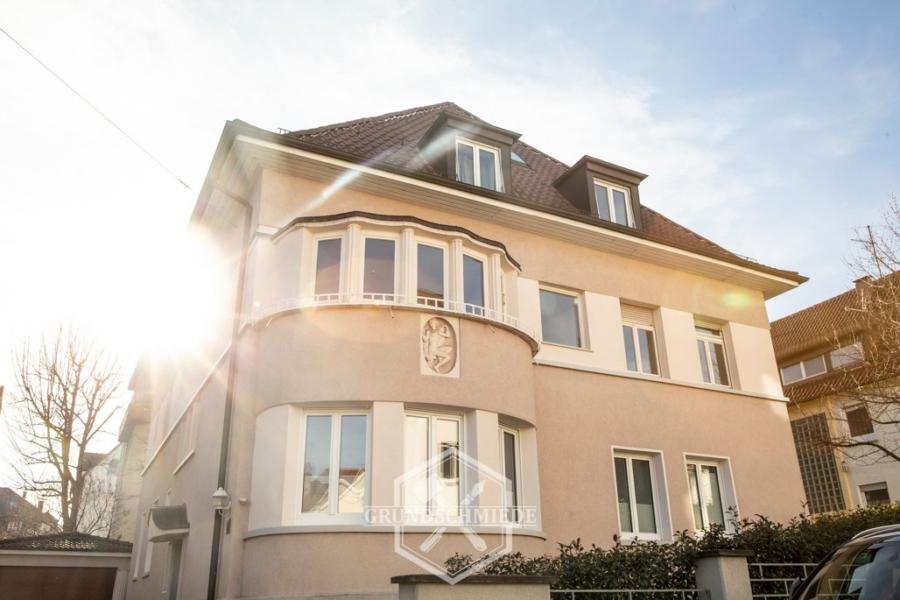 Traumhafte Maisonette-Wohnung am Killesberg, 70192 Stuttgart, Apartment