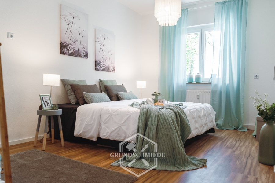 Tolle 3-Zimmer Wohnung komplett renoviert – Provisionsfrei!, 70376 Stuttgart, Apartment