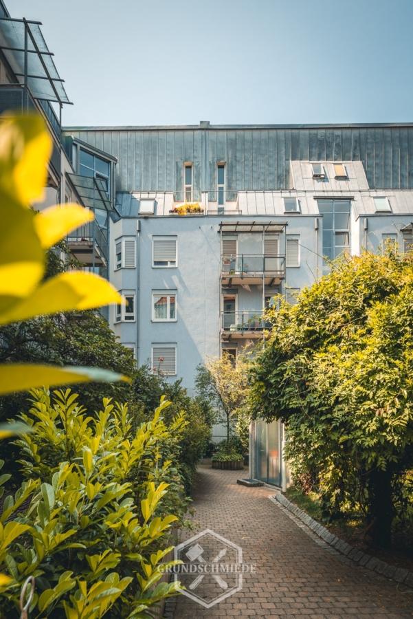Wohnen in der Nähe vom Gerber. Mega Lage!, 70178 Stuttgart, Apartment