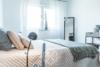 Geniale 3-Zi. WHG mit Garage, 2 Balkone - Provisionsfrei - Schlafzimmer