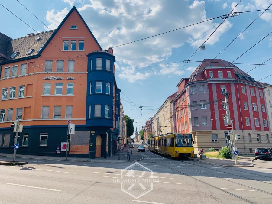 Renovierte 3-Zimmer Wohnung mit Balkon, 70188 Stuttgart, Etagenwohnung