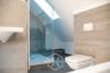 Sanierte 3-Zimmer Maisonette-Wohnung am Kräherwald - Badezimmer 1