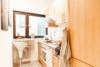 Leerstehende 3-Zi. Wohnung mit 2 Balkonen und Garage im Westen! - Einbauküche