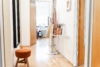 Leerstehende 3-Zi. Wohnung mit 2 Balkonen und Garage im Westen! - Flur