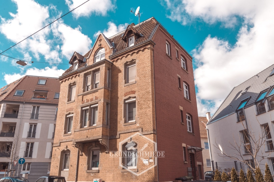 Super geschnittene 4-Zimmer Wohnung, 70199 Stuttgart, Etagenwohnung