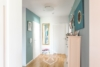 Schöne 3 Zimmer Wohnung mit traumhaftem Garten - Flur
