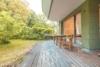 Einzigartige 2,5 Zimmer Wohnung mit eigenem Gartenanteil - Terrasse