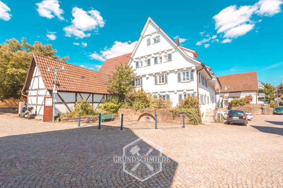 Schöne 3 Zimmer Wohnung in zentraler Lage von Bonlanden, 70794 Filderstadt-Bonlanden, Etagenwohnung