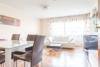 Super geschnittene 4 Zimmer Wohnung mit Terrasse - Wohnzimmer