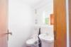 Super geschnittene 4 Zimmer Wohnung mit Terrasse - Gäste-WC