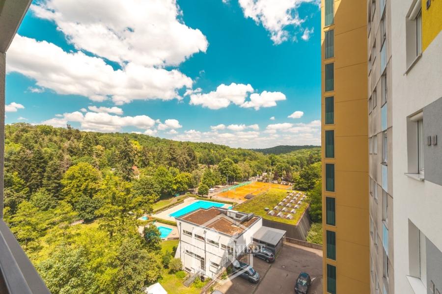 Schöne 3 Zimmer Wohnung mit Balkon, 70195 Stuttgart, Etagenwohnung