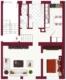Provisionsfrei - Großzügige 3 Zimmer Wohnung - Grundriss