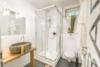 Loftcharakter im Stuttgarter Westen - Badezimmer