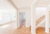 Komplett sanierte 4,5 Zimmer Maisonette-Wohnung am Kräherwald - Wohn- und Essbereich