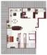 Gut aufgeteilte 4-Zimmer-Wohnung in der Esslinger Altstadt - Provisionsfrei - Grundriss