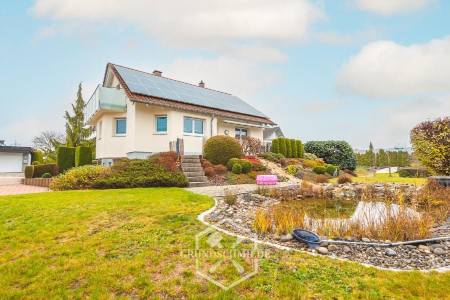 Freistehendes Einfamilienhaus mit großem Garten, 72474 Winterlingen, Einfamilienhaus