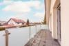 Freistehendes Einfamilienhaus mit großem Garten - Balkon