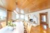 Freistehendes Einfamilienhaus mit großem Garten - Esszimmer