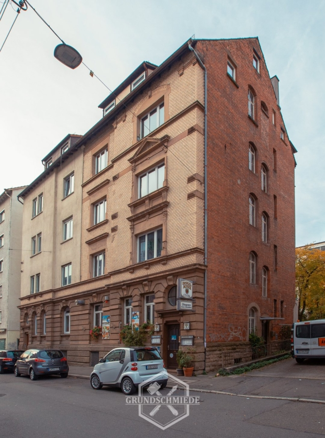 Wohn- und Geschäftshaus im Stuttgarter Westen, 70176 Stuttgart, Einfamilienhaus