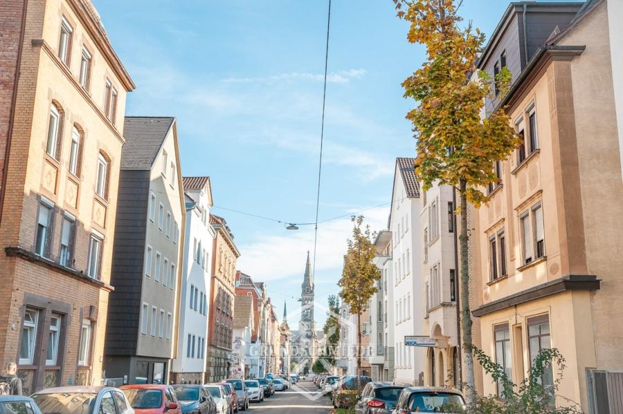 Schöne 2-Zimmer Wohnung in Stuttgart Süd, 70199 Stuttgart, Apartment
