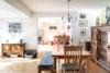 Doppelhaushälfte mit 3 Wohnungen - Nähe Freibad! - Essbereich Terrassengeschoss