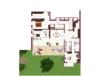 Doppelhaushälfte mit 3 Wohnungen - Nähe Freibad! - Terrassengeschoss