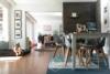 Doppelhaushälfte mit 3 Wohnungen - Nähe Freibad! - Essbereich EG