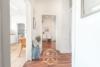 Provisionsfrei - Stilvolle 2-Zimmer Wohnung in Stuttgart-Ost - Flur