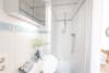 Provisionsfrei - Stilvolle 2-Zimmer Wohnung in Stuttgart-Ost - Badezimmer