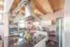 Außergewöhnliche 4,5 Zimmer-Maisonette-Wohnung mit Balkon im Grünen - Küche