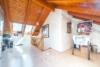 Außergewöhnliche 4,5 Zimmer-Maisonette-Wohnung mit Balkon im Grünen - Dachgeschoss