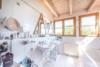 Außergewöhnliche 4,5 Zimmer-Maisonette-Wohnung mit Balkon im Grünen - Badezimmer