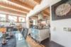 Außergewöhnliche 4,5 Zimmer-Maisonette-Wohnung mit Balkon im Grünen - Offener Küchenbereich