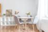 Provisionsfrei - Tolle 3-Zimmer Wohnung in Stuttgart-Ost - Wohnzimmer/Esszimmer