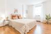 Provisionsfrei - Tolle 3-Zimmer Wohnung in Stuttgart-Ost - Schlafzimmer