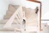 4,5-Zi. Wohnung im Zentrum von Feuerbach - möbliert - Treppenhaus