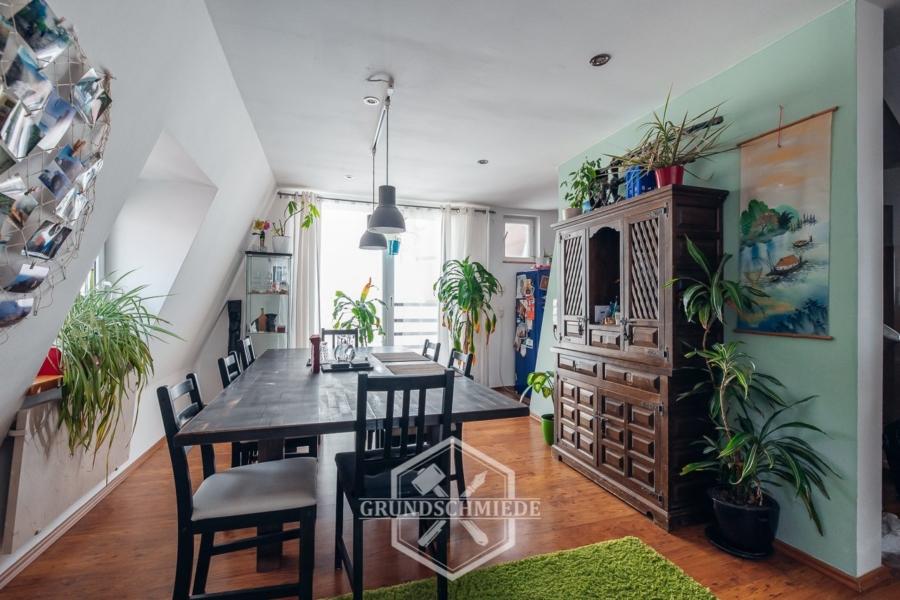 Tolle Maisonette-Wohnung direkt am Stadtpark-Zuffenhausen, 70435 Stuttgart, Maisonettewohnung